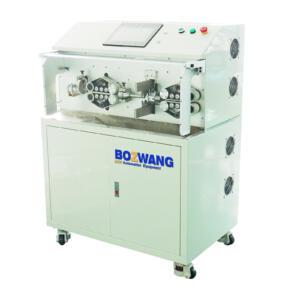 Automat do cięcia, odizolowywania 70mm2 z wewnętrznym skórowaniem BZW-882DH-70 Z
