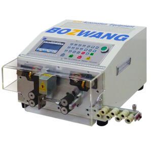 Automat do cięcia, odizolowywania przewodów dwużyłowych 0,1-2,5mm2 BZW-882D2