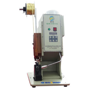 BZW-07 Mute brass belt crimping machine