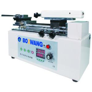Urządzenie poziome do pomiaru siły zrywania 0-1000N z napędem BZW-1000D