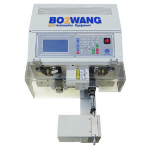 Automat do cięcia, odizolowywania, skręcania przewodu 10-25mm2 BZW-228 N