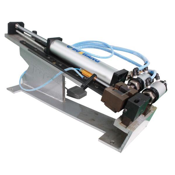 Skórowarka do przewodu 20mm, 165-300kg BZW-520