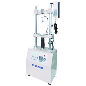 Urządzenie pionowe do pomiaru siły zrywania 0 -1000N z napędem BZW-5K