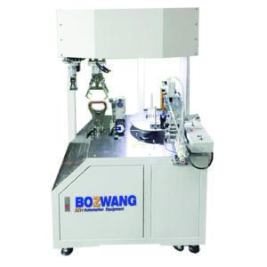Automatyczna zwijarko wiązarka do długich i dużych przewodów BZW-60