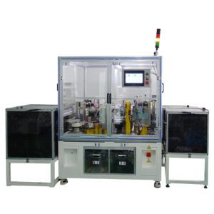 Urządzenie do automatycznego montażu złącza do przewodu PV BZW-87