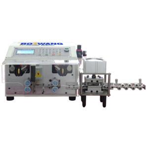 Automat do cięcia, odizolowywania, rozcinania do przewodów wstążkowych BZW-882D F