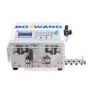 Automat do cięcia, odizolowywania przewodów wielożyłowych, okrągłych,podwójnie izolowanych X*0,1-X*2,5mm2 BZW-882DH
