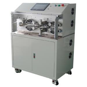 Automat do cięcia, odizolowywania przewodów podwójnie izolowanych do 35mm2 BZW-882DH50-WX