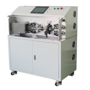 Automat do cięcia, odizolowywania 50mm2 z frezarką obrotową i podwójnymi nożami BZW-882DH50-X