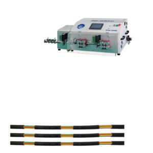 Automat do cięcia, odizolowywania do 50mm2 z wewnętrznym skórowaniem BZW-882DH50-Z