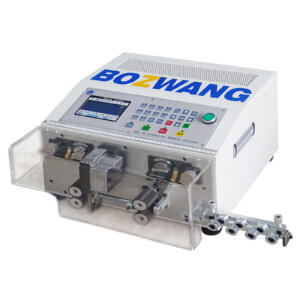BZW-882DK Computerized cutting and stripping machine for 10 - 25mm2 cable