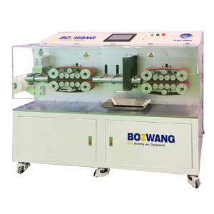 Automat do cięcia, odizolowywania przewodów do 240mm2 BZW-882DK-240