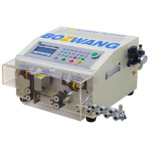Automat do cięcia, odizolowywania przewodów dwużyłowych, podwójnie izolowanych 2*0,1-2*2,5mm2 BZW-882DP