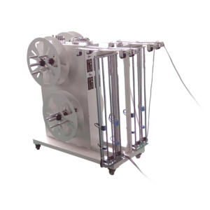4 rolls cable or wire feeder