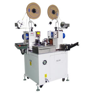 BZW-2.0X Automatic double ends terminal crimping machine (thin wire)