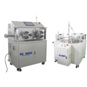 Urządzenie do cięcia i zdejmowania izolacji z przewodu 70 mm2 z jedną jednostką nawijającą BZW-882DH-70 S