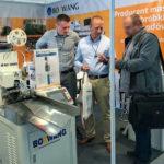 Międzynarodowe Energetyczne Targi Bielskie ENERGETAB - Wire processor - maszyny do obróbki przewodów