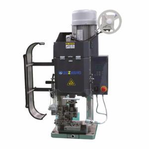 BZW-4040T Mute terminal crimp machine
